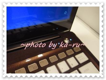 かわいいノートパソコン
