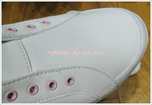 アレイン ナース スニーカー(alaine nurse sneaker)3