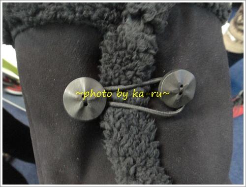 モデッサ シンセティック スエード ボタン ブーツ ウィメン3