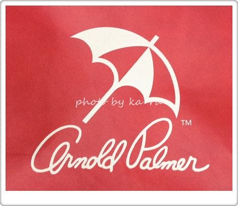 父の日のプレゼントは傘のマークのアーノルドパーマータイムレス