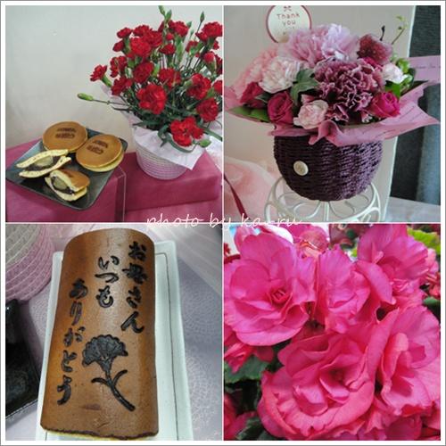 母の日フェア2014-2