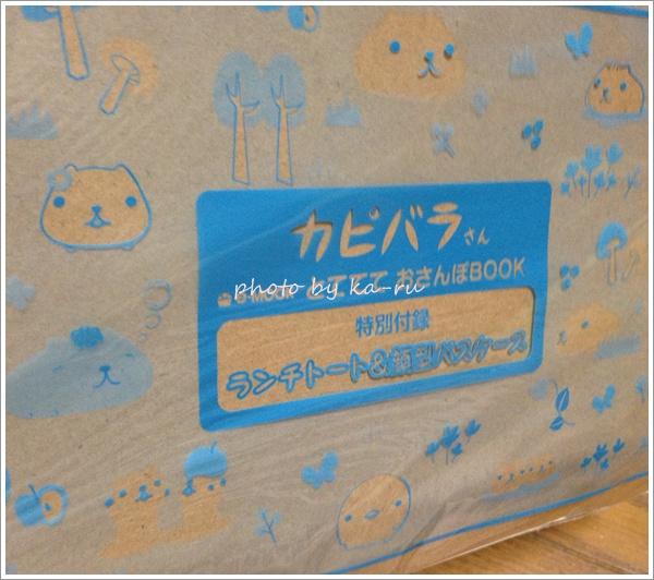 e-MOOK カピバラさん とててて おさんぽBOOK3