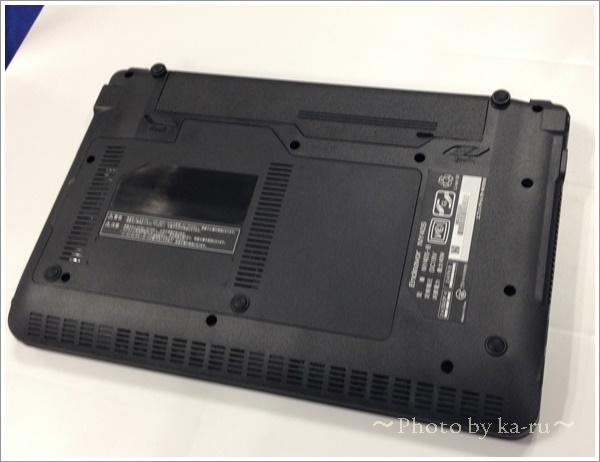 ノートPC「Endeavor NY40S」11