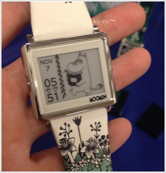 見るのが楽しみな腕時計「スマートキャンパス」をクリスマスプレゼントに