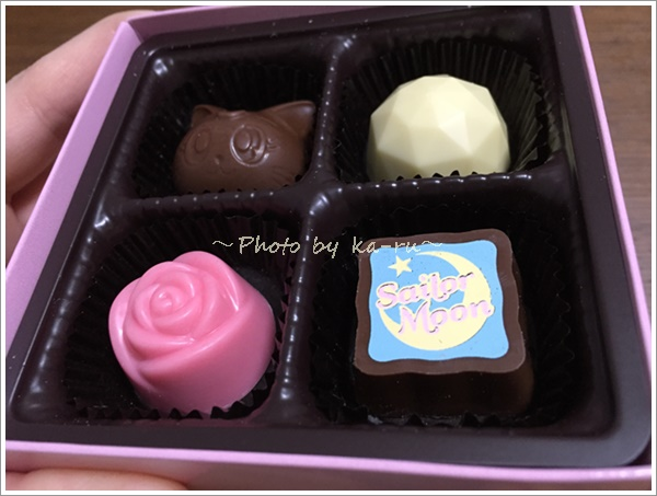 セーラームーンチョコレート3