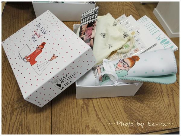 マイリトルボックス (My little box)4