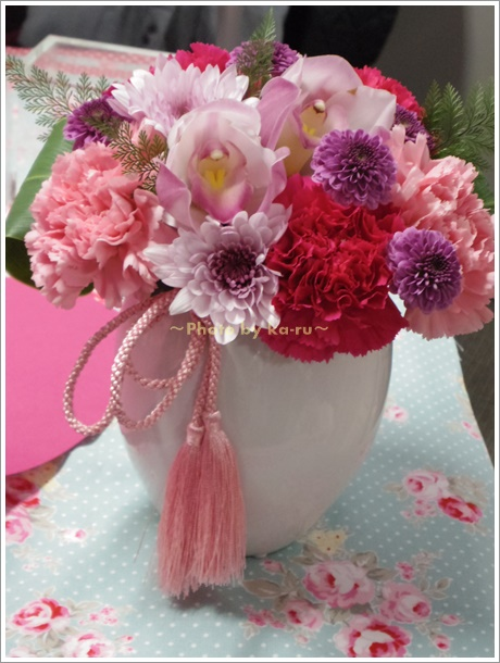 日比谷花壇の「撫子」3
