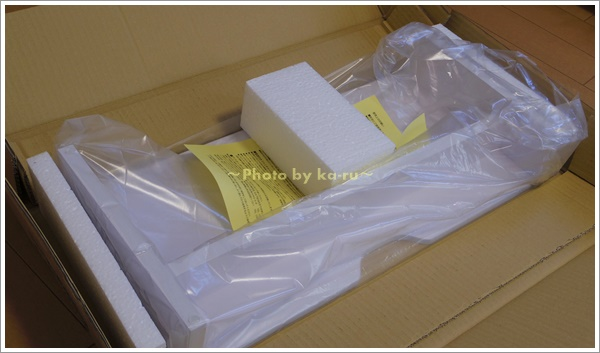 101-MR001W(液晶ディスプレイ台(27型対応・机上整理・ホワイト)2