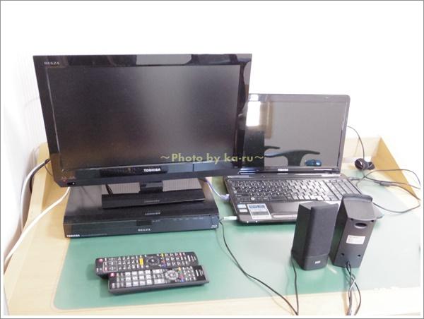 101-MR001W(液晶ディスプレイ台(27型対応・机上整理・ホワイト)5