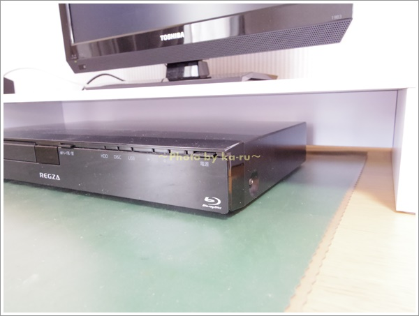 101-MR001W(液晶ディスプレイ台(27型対応・机上整理・ホワイト)8
