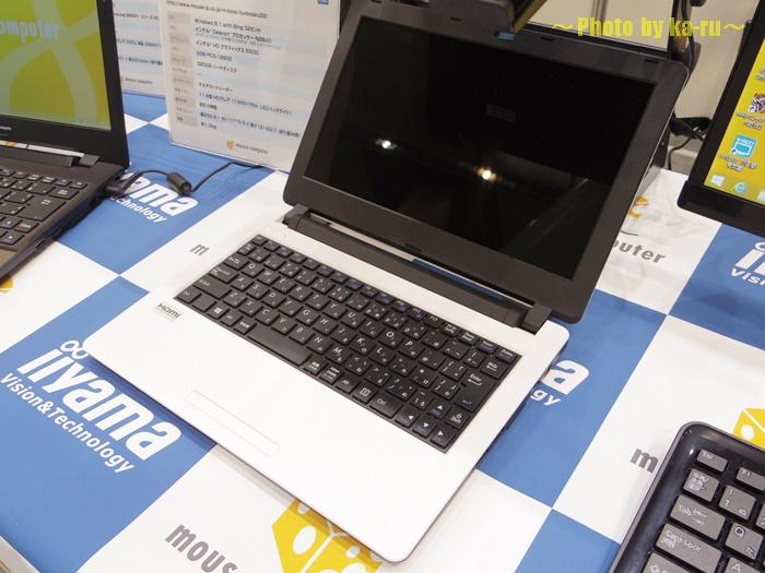 マウスコンピューターLB-C221EN-BG08