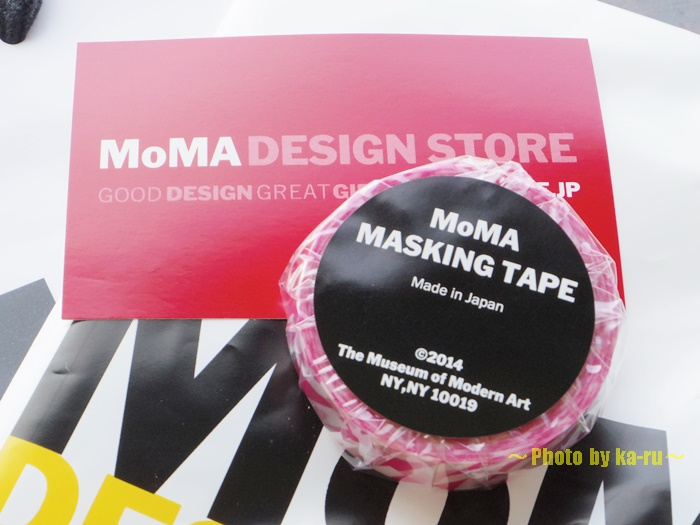 MoMA STORE 秋冬新作展示会02
