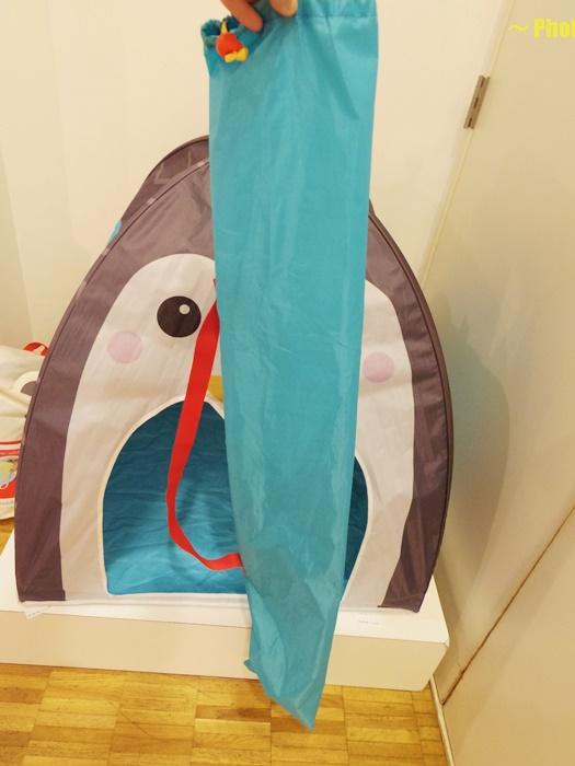 ペンギンさんのテント007