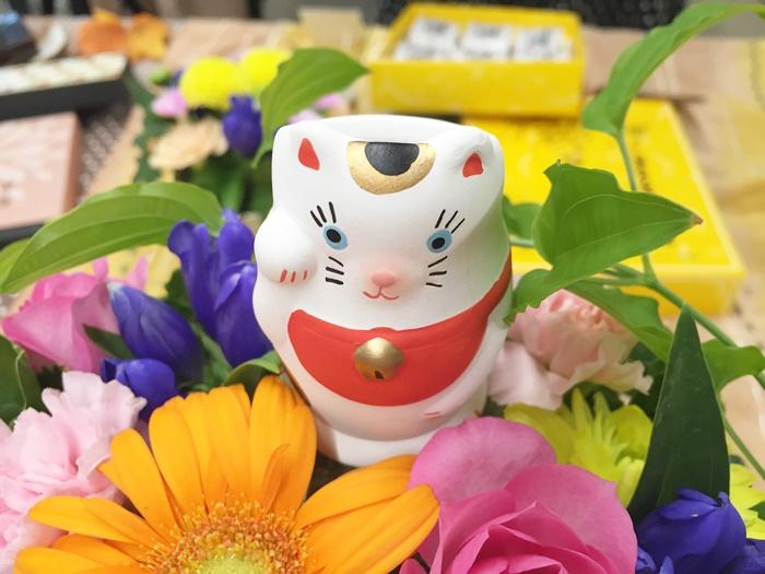 日比谷花壇 アレンジメント「招福華」5