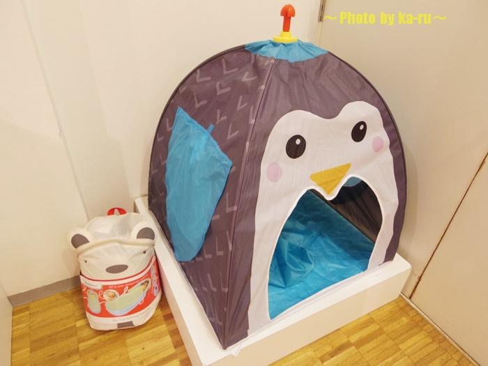 ペンギンさんのテント003