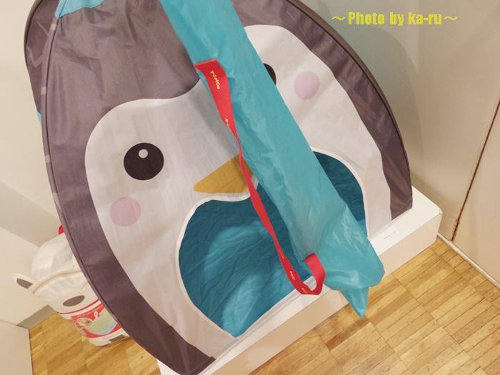 ペンギンさんのテント008