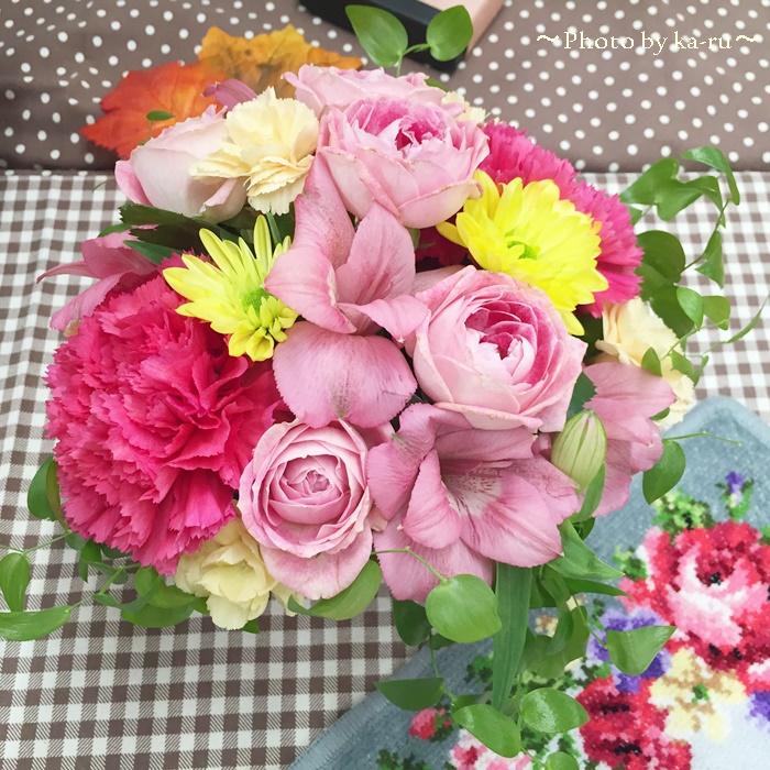 日比谷花壇 フェイラー「ハンカチのセット」7