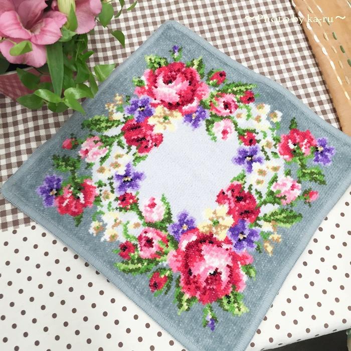 日比谷花壇 フェイラー「ハンカチのセット」8