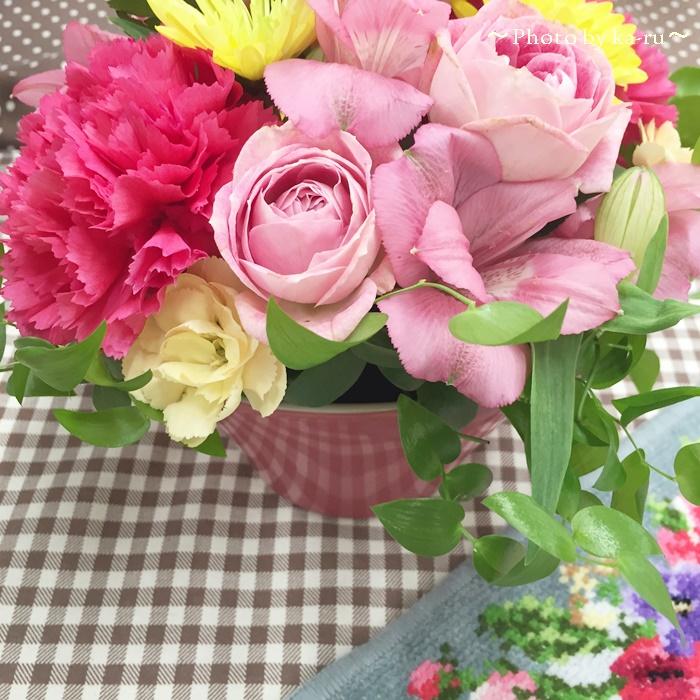日比谷花壇 フェイラー「ハンカチのセット」6