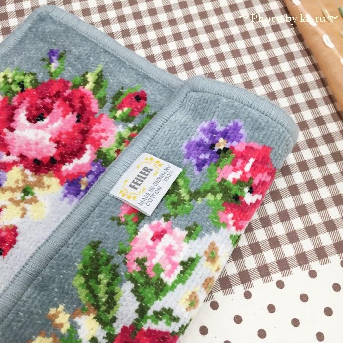 日比谷花壇 フェイラー「ハンカチのセット」3