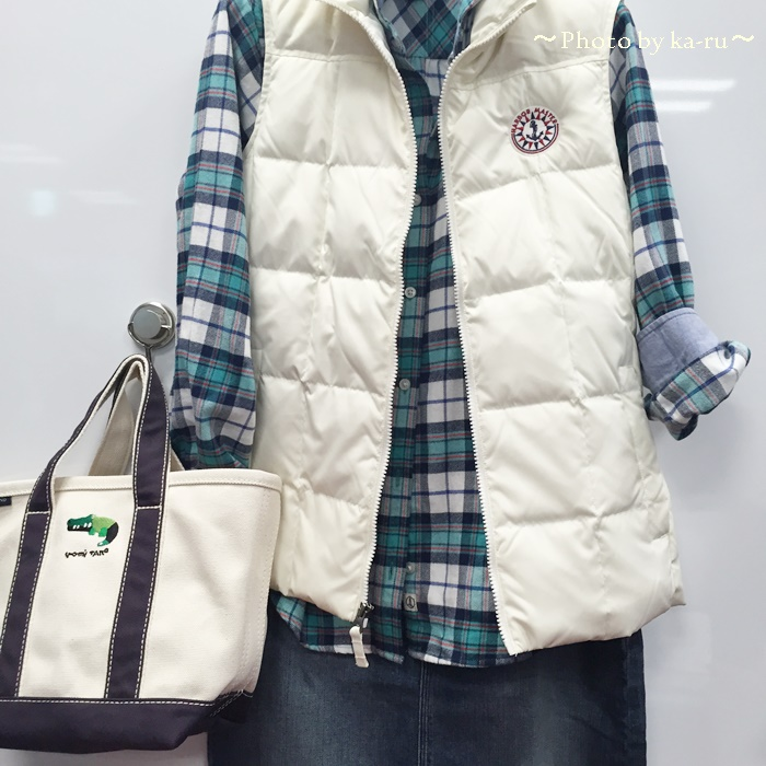 repo【サロン】日本ランズエンド「2015秋冬レディスコレクション」1