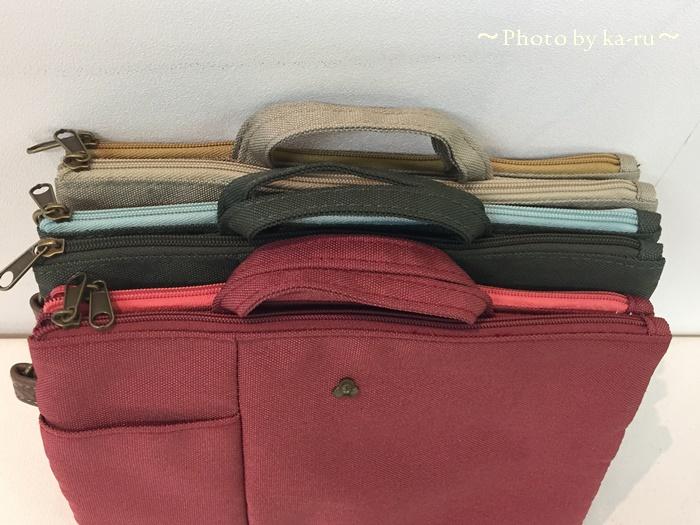 エッセイスト・整理収納アドバイザー 柳沢小実さんと作った バッグのこまごまひとまとめ 整とんポーチの会10