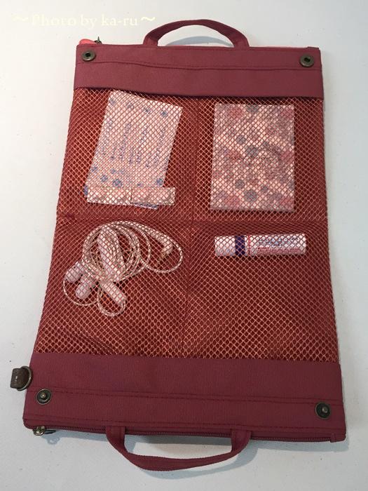 エッセイスト・整理収納アドバイザー 柳沢小実さんと作った バッグのこまごまひとまとめ 整とんポーチの会3