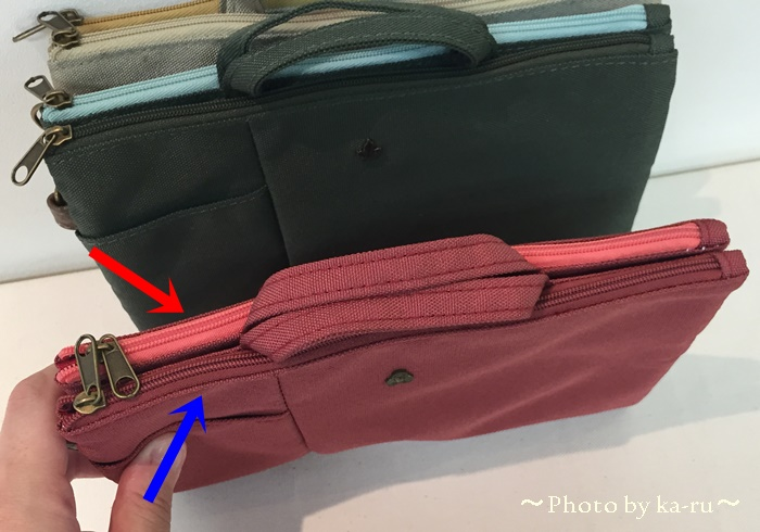 エッセイスト・整理収納アドバイザー 柳沢小実さんと作った バッグのこまごまひとまとめ 整とんポーチの会6