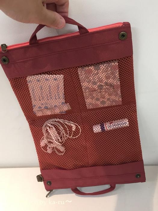 エッセイスト・整理収納アドバイザー 柳沢小実さんと作った バッグのこまごまひとまとめ 整とんポーチの会5