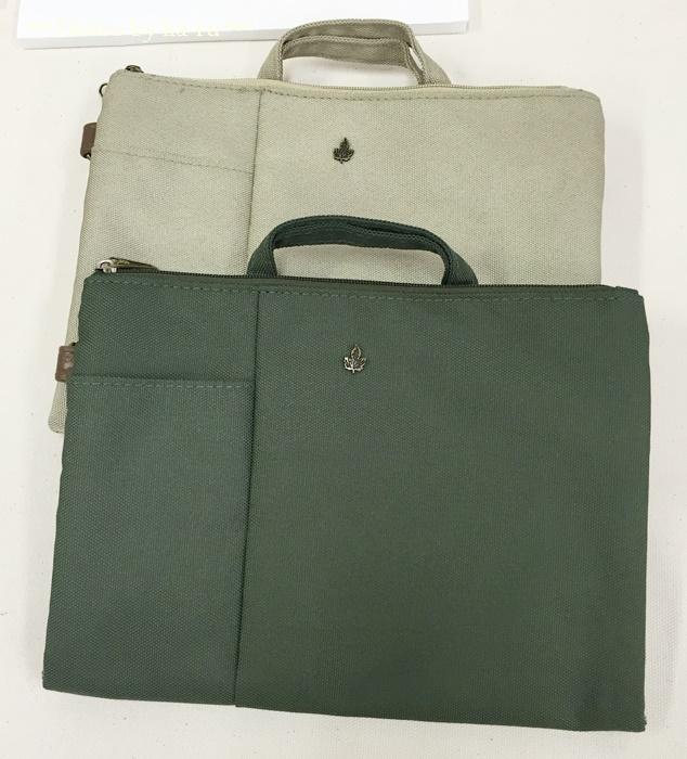 エッセイスト・整理収納アドバイザー 柳沢小実さんと作った バッグのこまごまひとまとめ 整とんポーチの会1