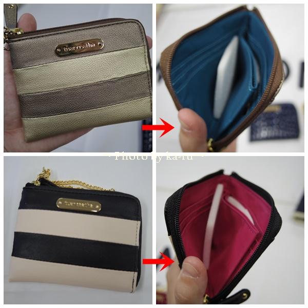 旅先でスマートに使える二つ折り財布(トゥアルチャッハ)19