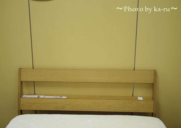 棚付きシンプルすのこベッド_3