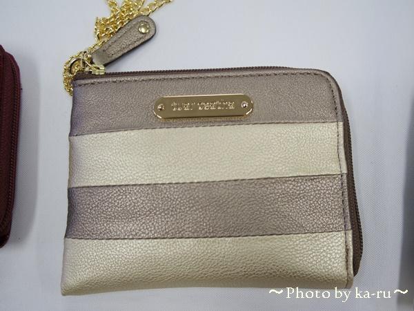 小さなお財布!お札・小銭・カード6枚も入る 旅先でスマートに使える二つ折り財布(トゥアルチャッハ)