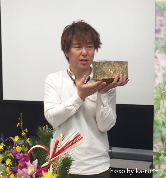 デモンストレーション 日比谷花壇_4