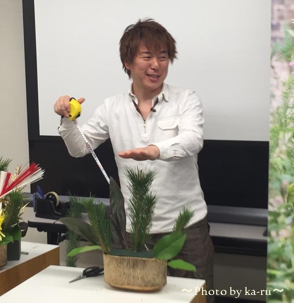 デモンストレーション 日比谷花壇_10