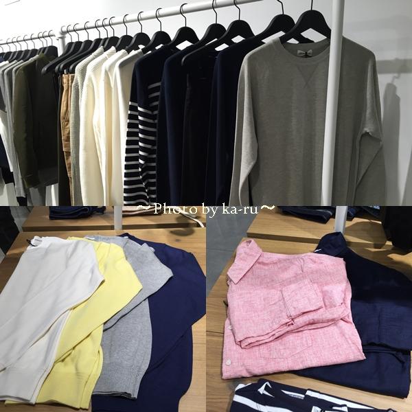 PLST(プラステ)2016年春ファッション「メンズ」_5