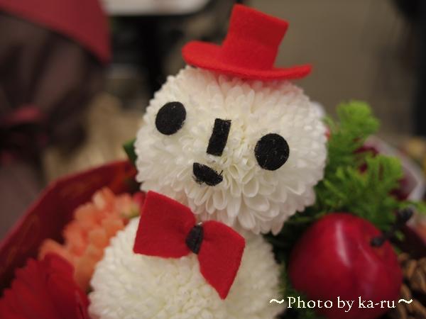 クリスマスに贈る花束!そのまま飾れるブーケは送料無料!日比谷花壇