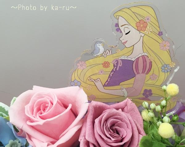 母の日にお花をプレゼント!ラプンツェルのプリザーブ 日比谷花壇