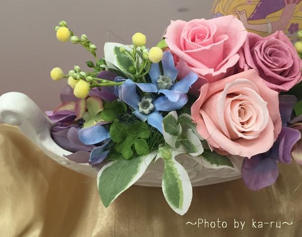日比谷花壇 フラワリーゴンドラ(ラプンツェル)」_3