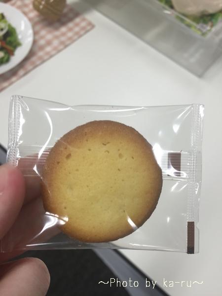 バターが上品に香る優しい食感のバタークッキー2