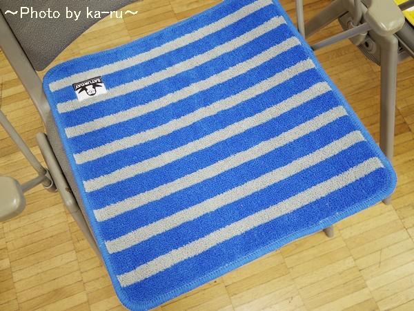 うっかり飲みこぼしも安心  汗をかいてもベタベタしない  吸水シートクッションの会IMGP8886_003
