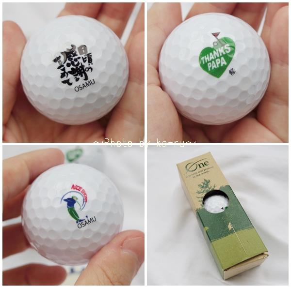 オリジナル名入れゴルフボール&カジノチップ型マーカー_1