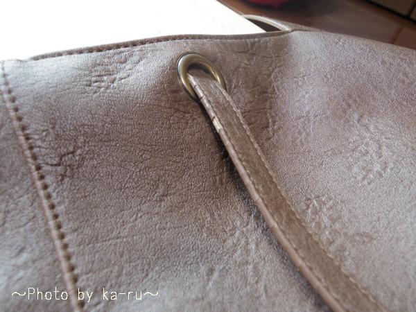 フェリシモ 斜めがけ整とんバッグの会_k10
