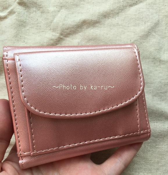 頼れるミニ財布(GIRL)手のひらサイズ004k1