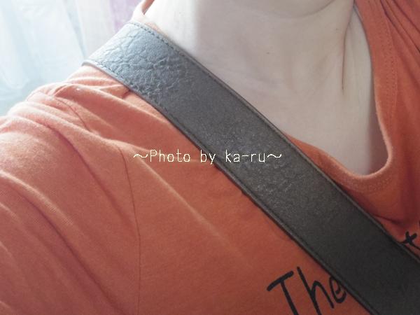 フェリシモ 斜めがけ整とんバッグの会_k17