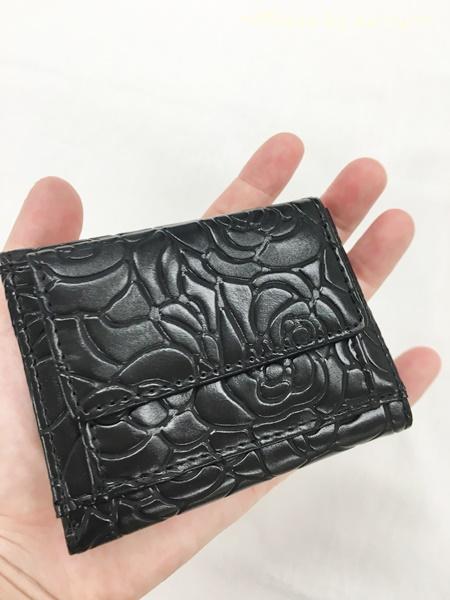 頼れるミニ財布(GIRL)手のひらサイズ10k1
