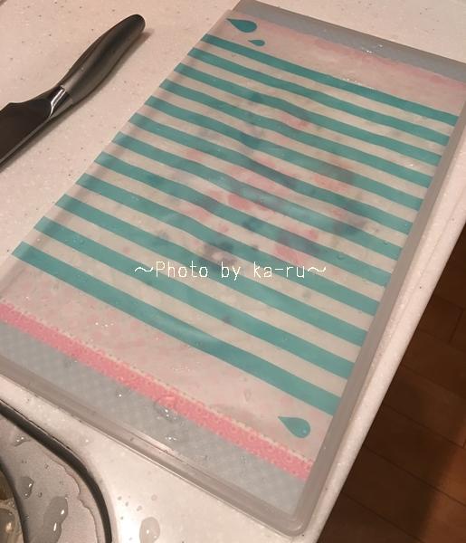 食材をどんどん切りたくなる 気分うきうきまな板シート〈オウ〉の会_k07