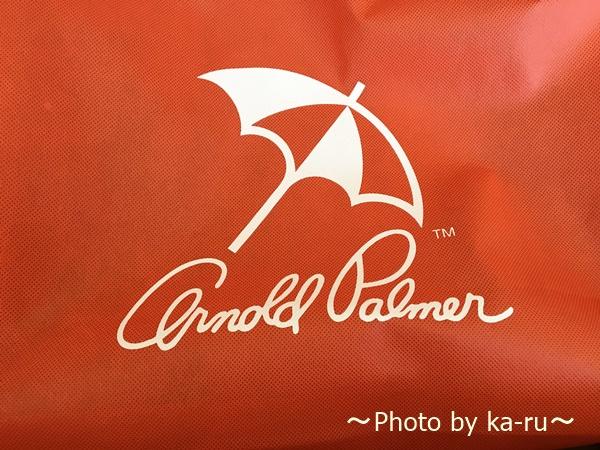アーノルドパーマータイムレスのロゴ