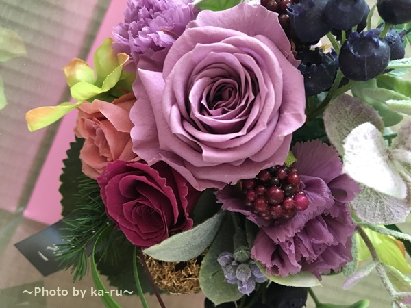 母の日は和風のプリザーブドフラワー「雅桜(みやさくら)」を贈ろう