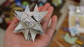 月1,000円でお花のおりがみが折って使える!フェリシモおりがみプログラム